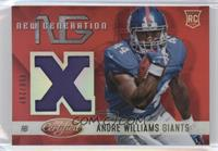 Andre Williams /299