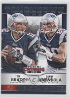 Danny Amendola, Tom Brady