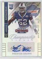 Preston Brown /99