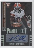 Isaiah Crowell /199