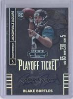 Blake Bortles (throwing, ball in right hand) /99