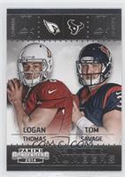 Logan Thomas, Tom Savage