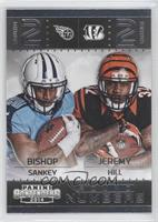 Bishop Sankey, Jeremy Hill