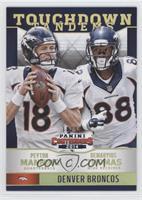 Demaryius Thomas, Peyton Manning /99