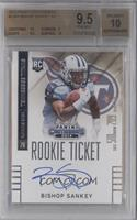 Bishop Sankey (running to right side of card) [BGS 9.5]