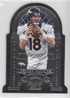 Johnny Manziel, Peyton Manning