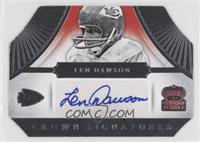 Len Dawson /25