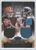 Blake Bortles, Johnny Manziel /399