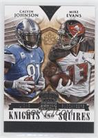 Calvin Johnson, Mike Evans