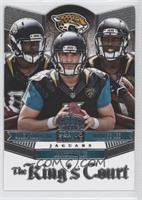 Allen Robinson, Blake Bortles, Marqise Lee