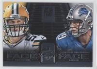 Clay Matthews, Matthew Stafford