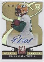 Rookie Signatures - Rajion Neal /199