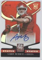 Rookie Signatures - Aaron Murray /49