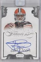 Johnny Manziel /25 [ENCASED]