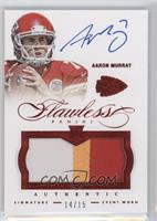 Aaron Murray /15