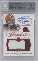 Johnny Manziel /15 [BGS 9]