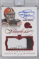 Johnny Manziel /15 [ENCASED]