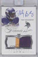 Teddy Bridgewater /25 [ENCASED]