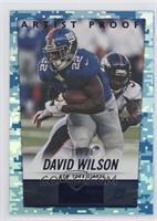 David Wilson /35