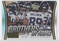 Seattle Seahawks /50