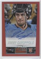 Jimmy Garoppolo /35