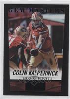 Colin Kaepernick /1