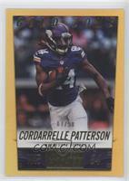 Cordarrelle Patterson /50
