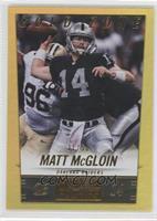 Matt McGloin /50
