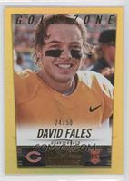 David Fales /50