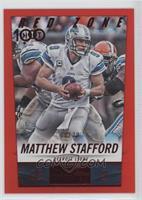 Matthew Stafford /20