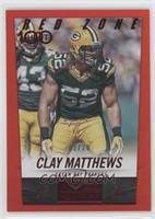 Clay Matthews /20