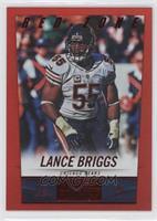 Lance Briggs /20