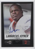 Lamarcus Joyner /15
