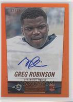 Greg Robinson /25