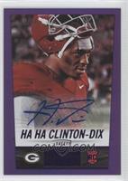 Ha Ha Clinton-Dix /50