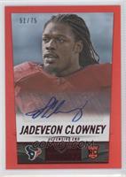 Jadeveon Clowney /75