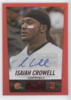 Isaiah Crowell /75