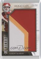 Aaron Murray /50