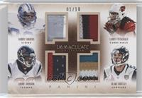 Andre Johnson, Blake Bortles, Barry Sanders, Larry Fitzgerald /10