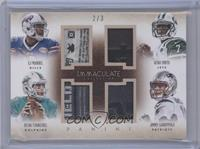EJ Manuel, Geno Smith, Ryan Tannehill, Jimmy Garoppolo /3