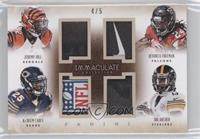 Jeremy Hill, Devonta Freeman, Dri Archer, Ka'Deem Carey /5
