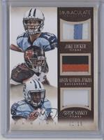 Austin Seferian-Jenkins, Jake Locker, Bishop Sankey /10