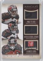 Austin Seferian-Jenkins, Charles Sims, Mike Evans /5
