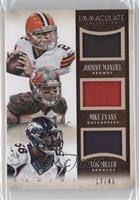 Mike Evans, Johnny Manziel, Von Miller /49