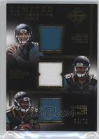 Allen Robinson, Blake Bortles, Marqise Lee /75