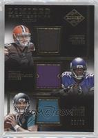 Blake Bortles, Johnny Manziel, Teddy Bridgewater /75