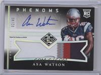Asa Watson /49