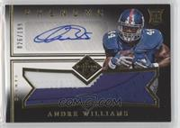 Andre Williams /199