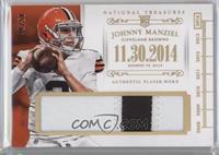Johnny Manziel #49/50