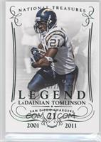 LaDainian Tomlinson /21